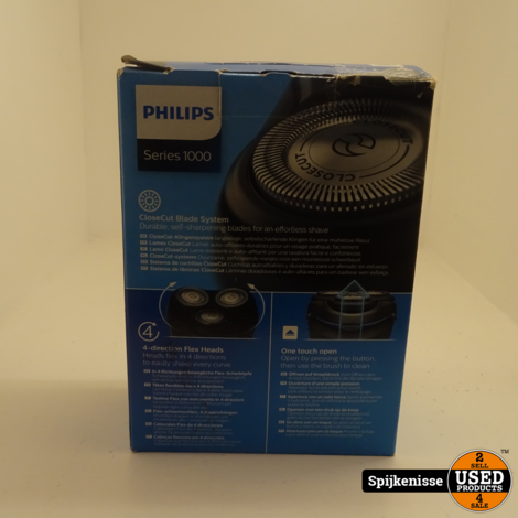 Philips Series 1000 S1100/04 Easy Shave *804351*
