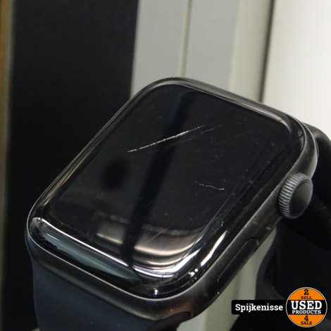 Apple Watch Series 5 44MM Space Gray Aluminium *804293*
