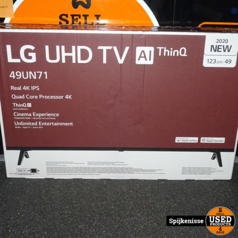 LG 49UN71006LB Smart TV *804373*