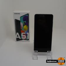 Samsung Galaxy A51 128GB Prism Crush Black *804376*