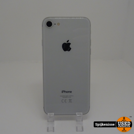 Apple iPhone 8 64GB Zilver *804290*