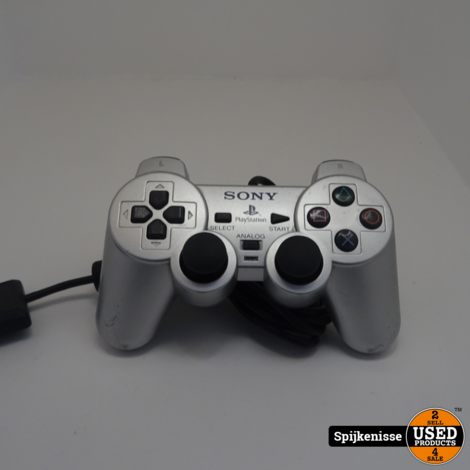Sony Playstation 2 Slim + Controller + 16MB Card *804379*