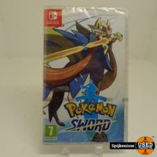 Nintendo Nintendo Switch Spellen Pokemon Sword NIEUW *804246*