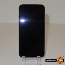 Apple iPhone X 64GB Zilver *804399*