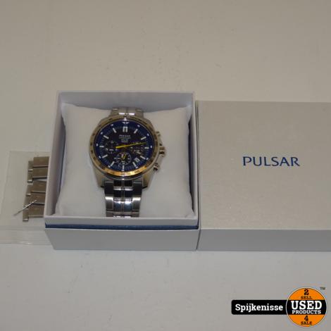 Pulsar Chronograph Solar 100M *804417*