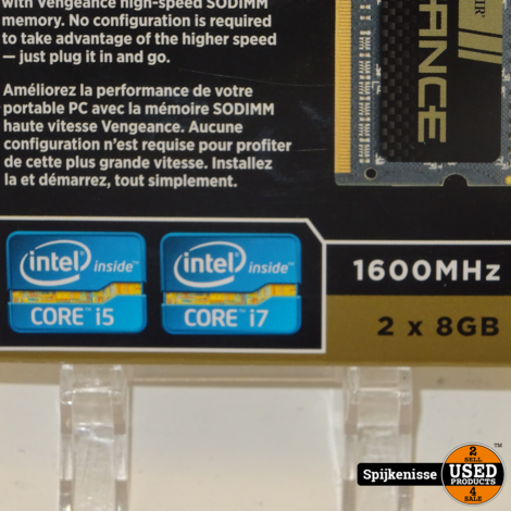 Corsair DDR3 RAM 16GB 1600MHz *804485*