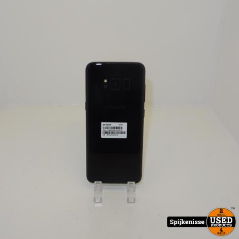 Samsung Galaxy S8 64GB Midnight Black MET DOOS *804564*