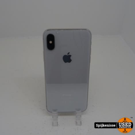 Apple iPhone X 64GB Silver ZGAN *804598*