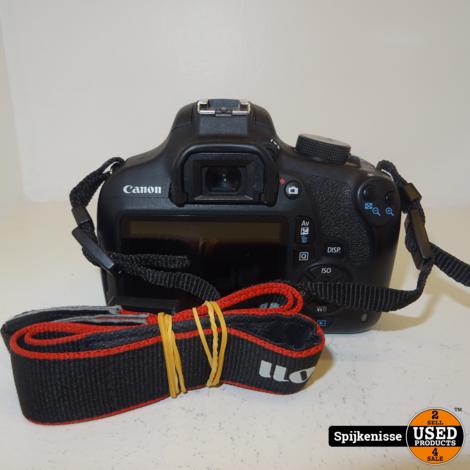 Canon EOS 1200D Body + Lens COMPLEET MET DOOS *804634*