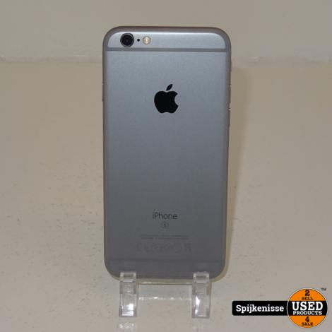 Apple iPhone 6S 128GB Space Gray *804655*