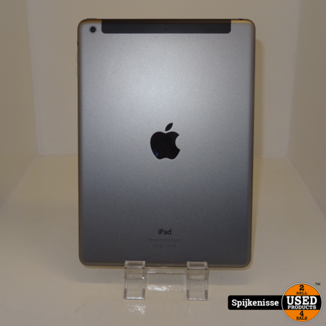 Apple iPad Air 1 Cellular 16GB Space Gray MD791NF/A *804650*