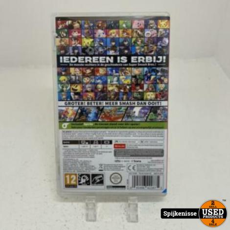 Nintendo Switch Spel Super Smash Bros *804563*