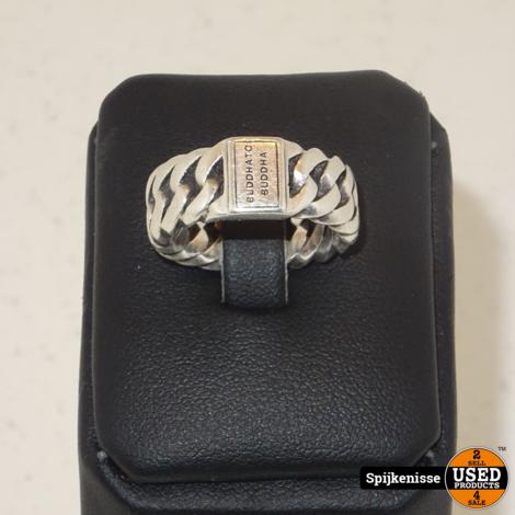 Buddha to Buddha Chain Small Ring Maat 17 *804680*