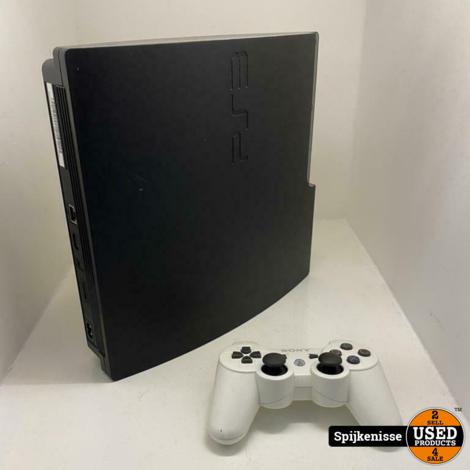 Sony Playstation 3 Slim 160GB + controller *804734*