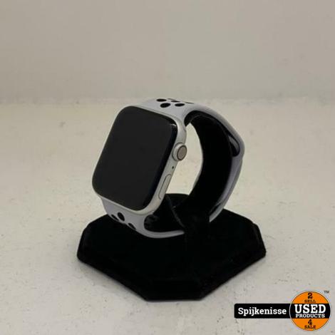 Apple Watch Nike+ Series 4 44mm Silver *804798*