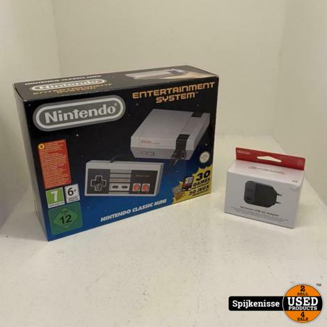 Nintendo Classic Mini NES *804810*