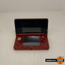 Nintendo 3DS Glanzend Rood *804902*