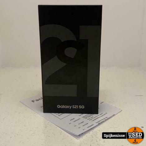 Samsung Galaxy S21 5G 128GB Phantom Gray GESEALD *804912*