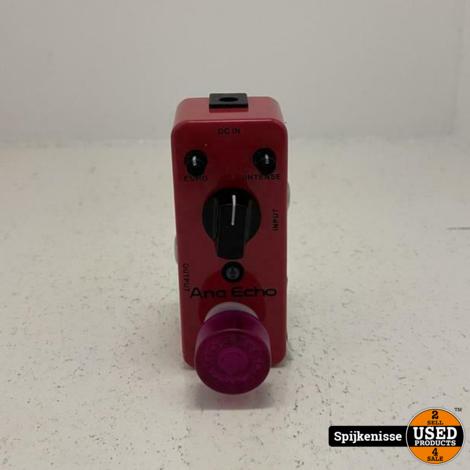 Mooer Ana Echo Micro Series Compact Pedal *804891*