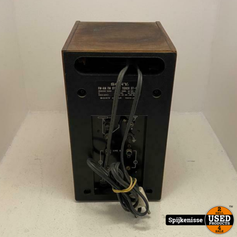 Sony Solid State Stereo Tuner *802881*