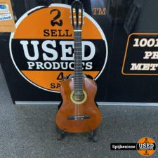 Sheffield Concert Guitar Handmade Quality met tas *804920*