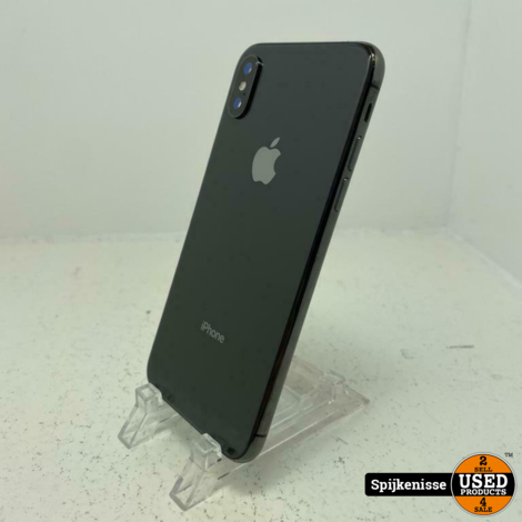 Apple iPhone X 64GB Space Gray *804950*