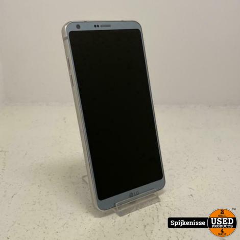 LG G6 32GB Platinum ZGAN COMPLEET *804960*