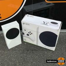 Microsoft Xbox Series S 512GB SSD ZGAN MET DOOS *804982*