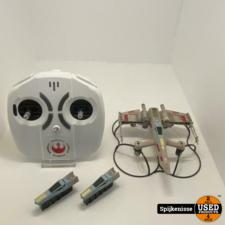 Propel Star Wars T-65 X-Wing Battle Quadcopter Collectors Box