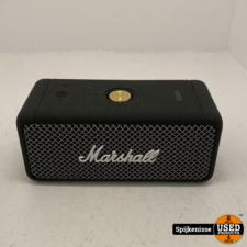 Marshall Lifestyle Emberton Black Bluetooth-speaker *805119*