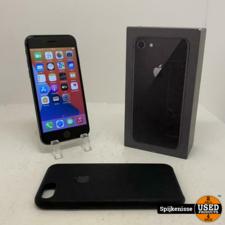 Apple iPhone 8 64GB Space Gray COMPLEET MET HOES *805115*