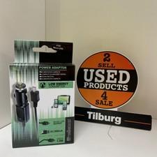 12V. Micro USB Stekker Nieuw in doos