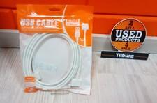 USB KS-U45 naar Oud type Apple 3 Meter nieuw | Incl Garantie