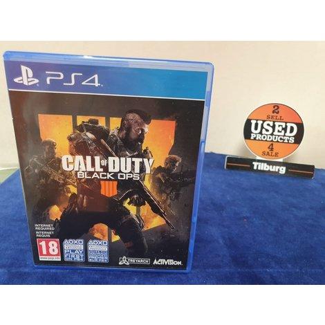 Call of Duty Black Ops 4 voor de PS4 | Incl. garantie