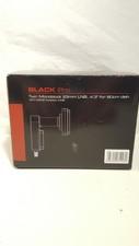 Black Pro Twin Monoblock 23mm LNB || Met Garantie ||