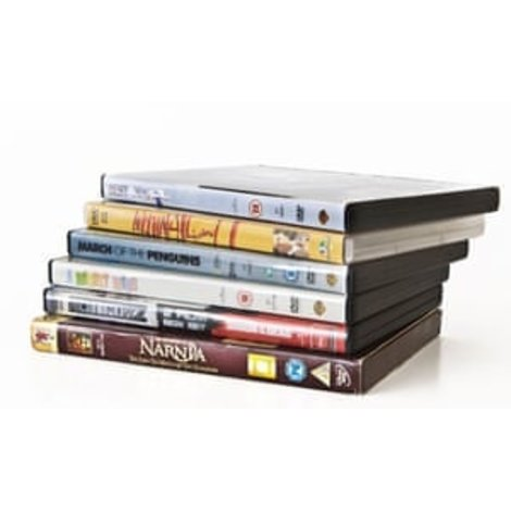 Diverse DVD's