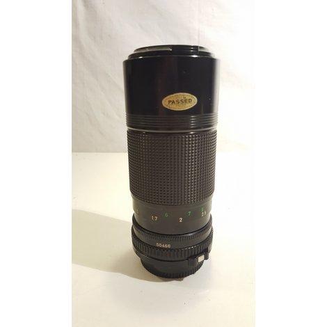 canon zoom lens FD 70-150mm 1:4,5 || met garantie ||