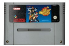 The adventure of mighty max snes