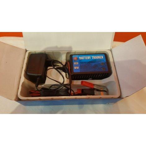 Battery trainer 12V in doos   met garantie  
