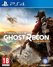 PS 4 game Ghost Recon ||zgan