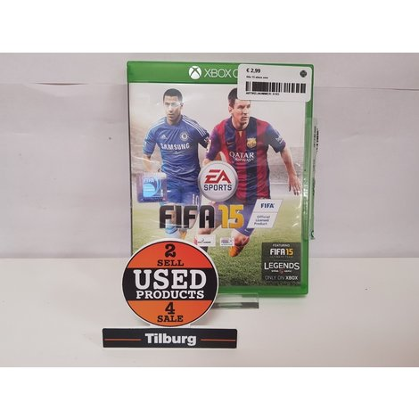Fifa 15 Xbox one ||zgan