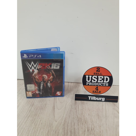 W2K16 PS4 Game ||ZGAN
