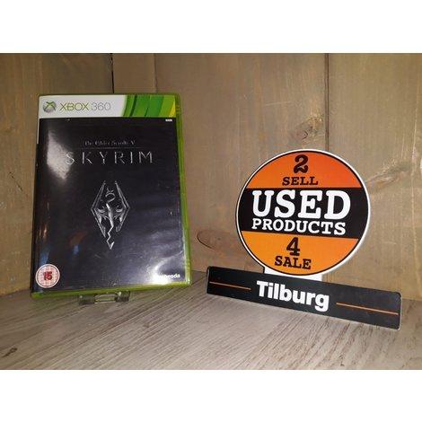 XboX360 Skyrim The elder scrolls V