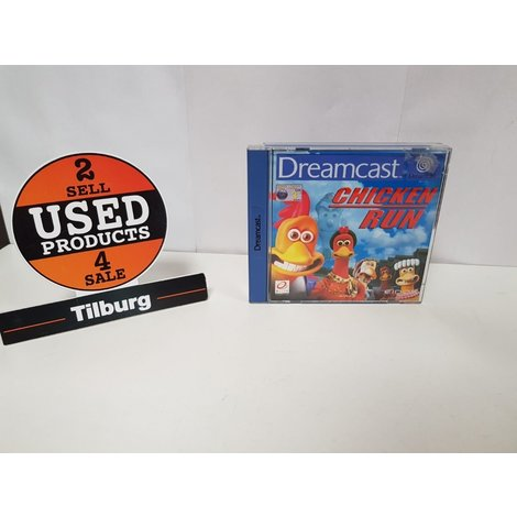 Sega DreamCast Chicken Run