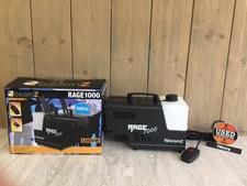 Rage1000 Smokemachine, wireless | Incl Garantie