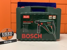 Bosch PBH 2000 RE Boschhammer in koffer