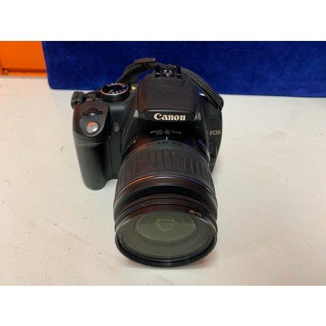 Canon EOS 350D 18-55MM Kit met Laptop Tas | Incl. garantie