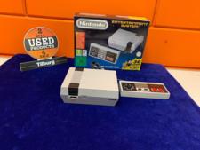 Nintendo Classic mini in doos