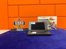 Nintendo 3DS XL Zwart met Mario Kart 7 ZGAN in Doos   Incl. garantie