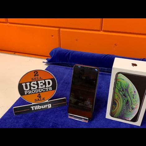 Iphone XS Space Grey 64GB met oplader in doos | Incl. garantie